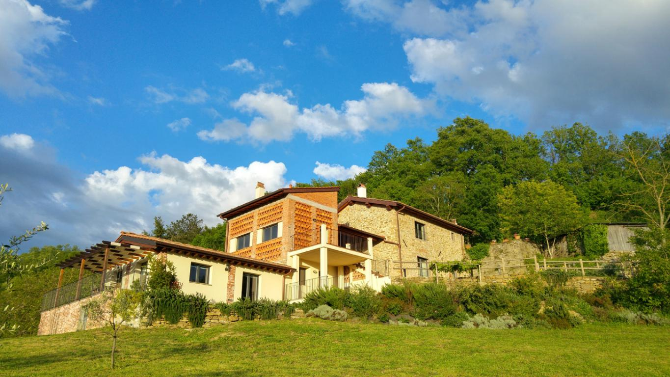 Organic farm house near Florence